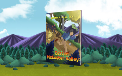 My Thoughts While Writing McEaster Valley