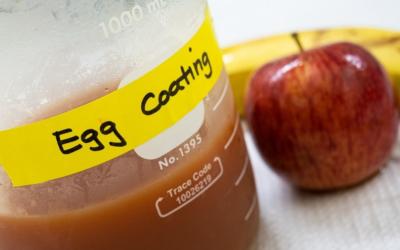 Egg-Based Coating Extends the Shelf Life of Perishable Fruits and Vegetables, Egg-Based Coating Preserves Fresh Produce. BY PRANJAL MEHAR