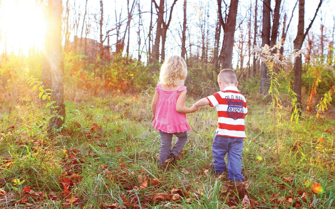 Helping Children Value and Appreciate Nature